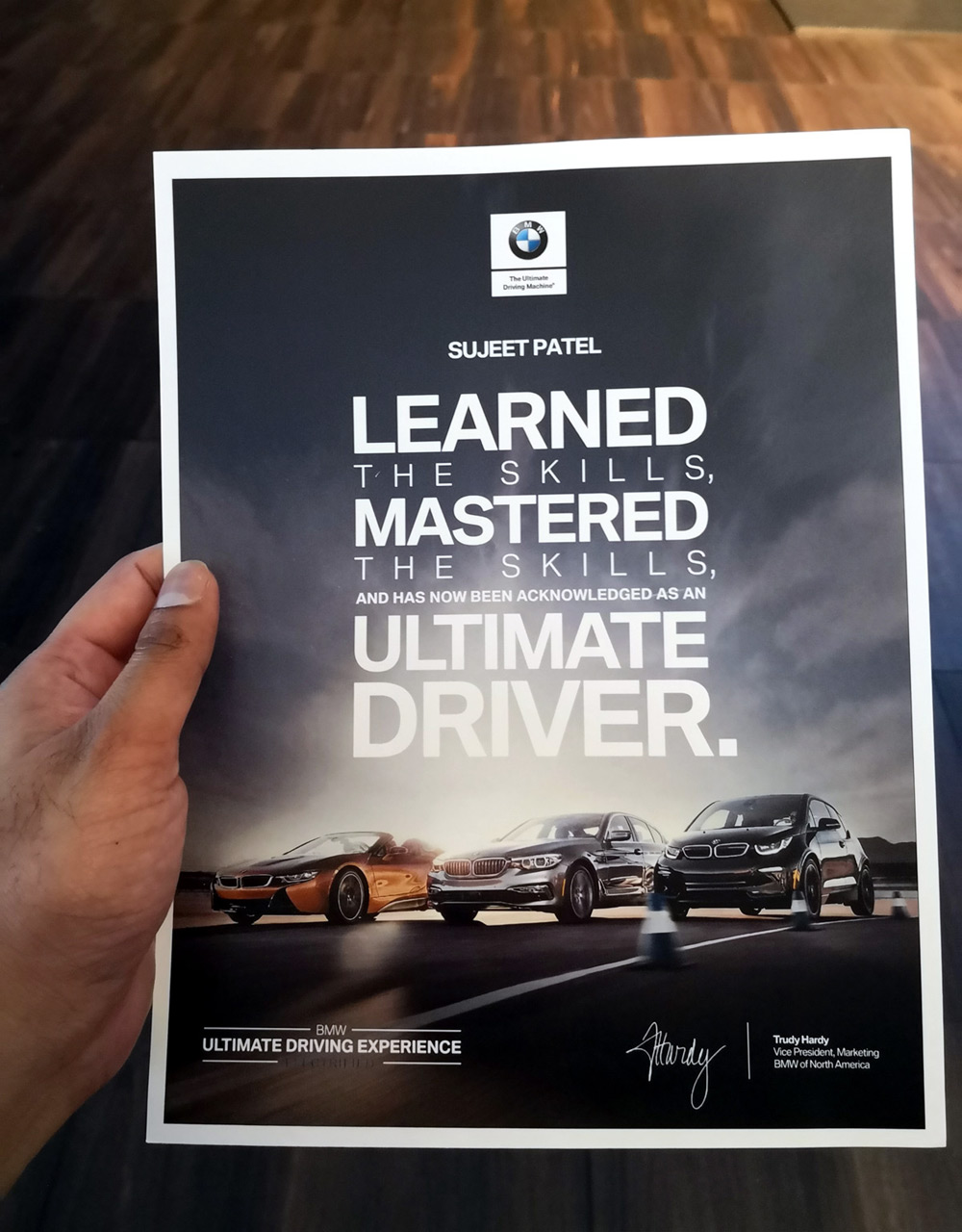 Bmw Ultimate Driving Experience Lets You Explore The Limits Of The M3 M4