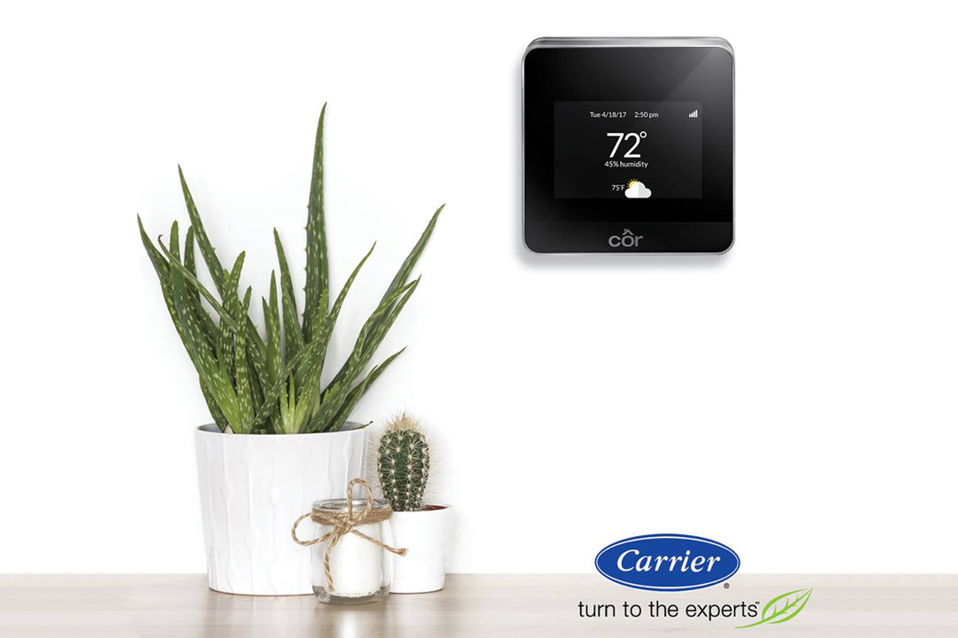 Carrier Cor Wi-Fi Thermostat