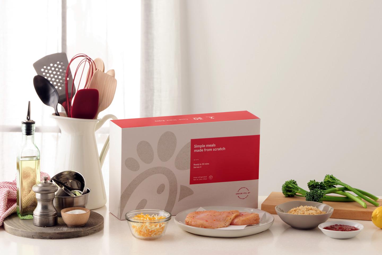 Chick-Fil-A Mealtime Kit