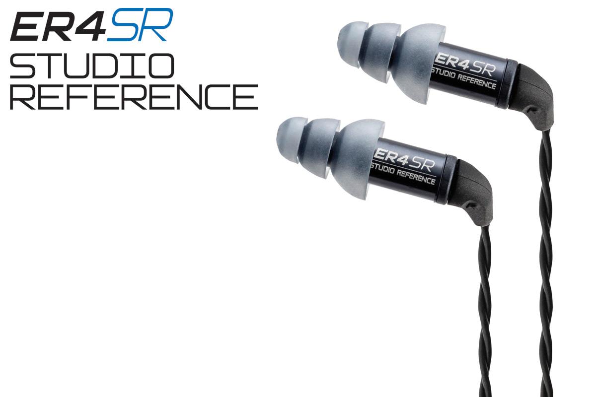 Etymotic ER4SR earphones
