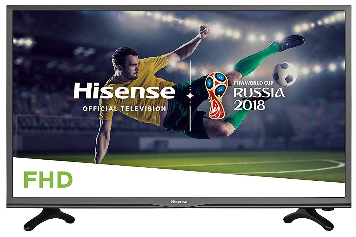 Hisense 40-Inch TV