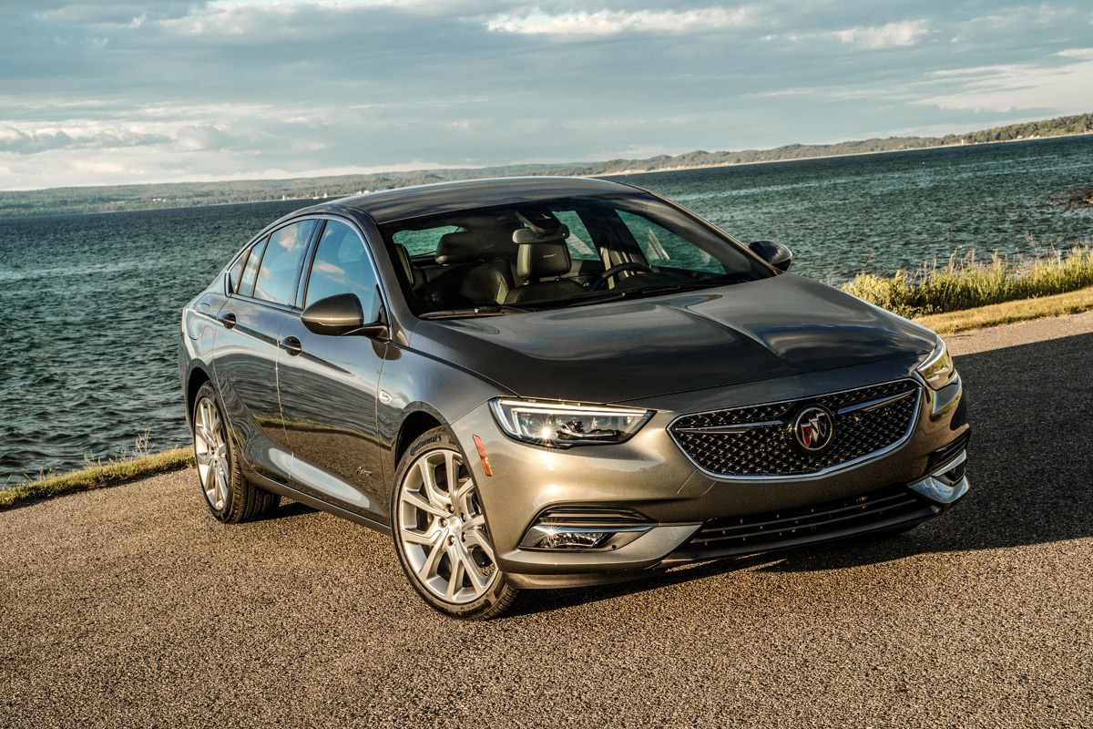 2019 Buick Regal Avenir Is The Latest Model To Get Luxury