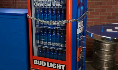 Bud Light Victory Fridge