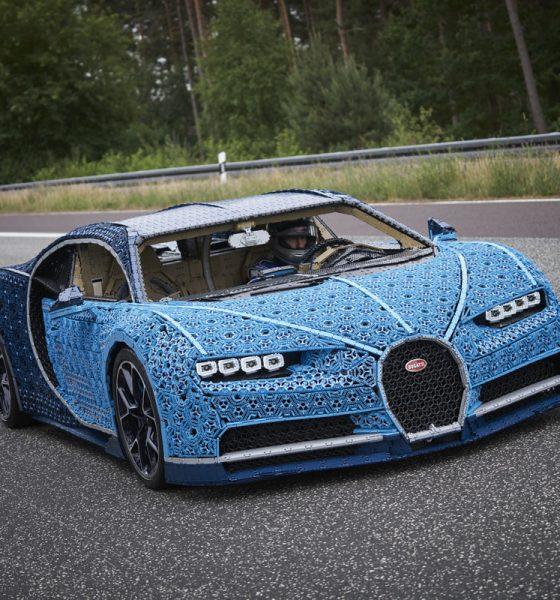 LEGO Bugatti Chiron