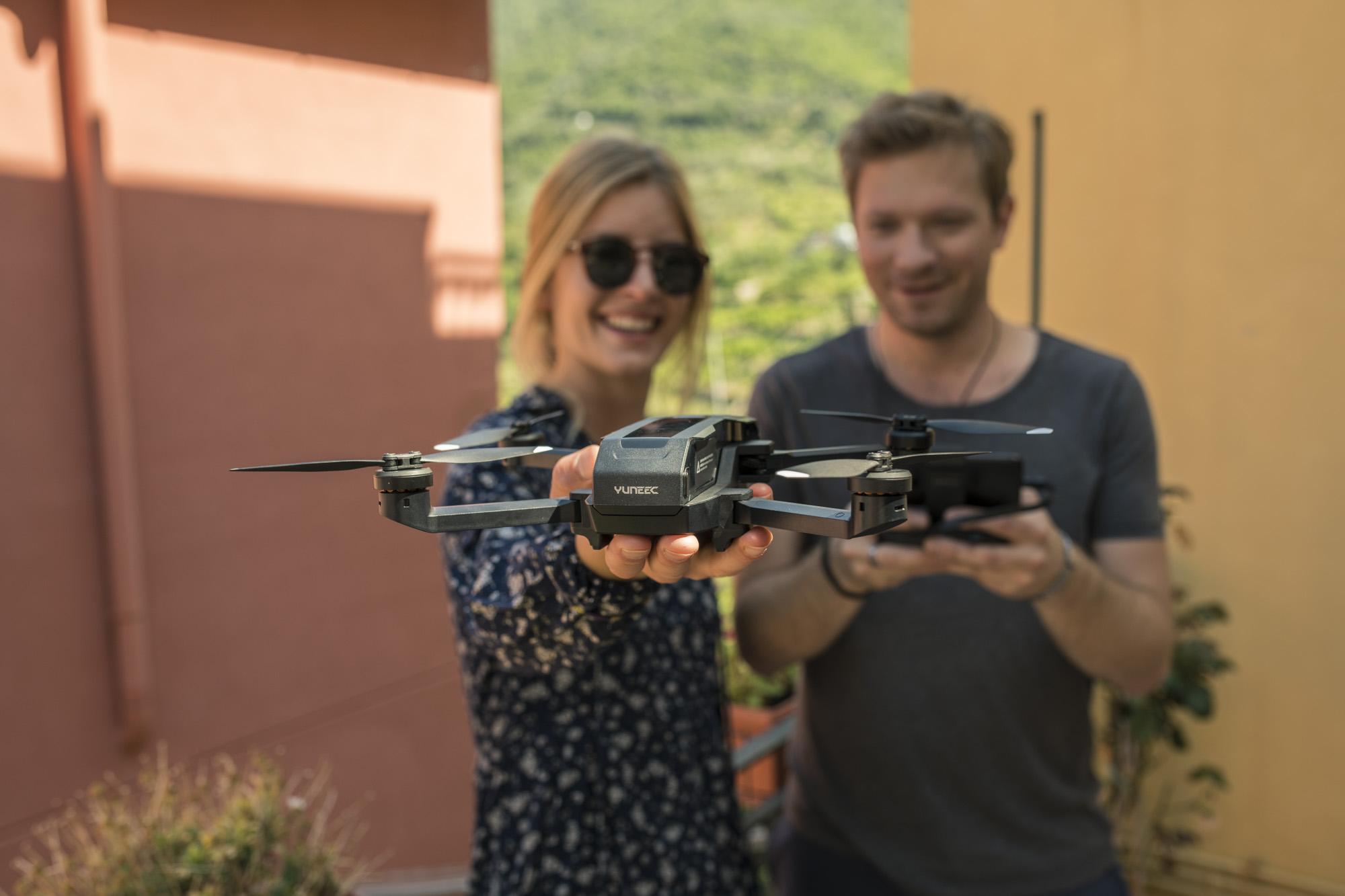 Yuneec Mantis Q drone