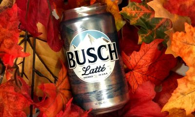Busch Latte can