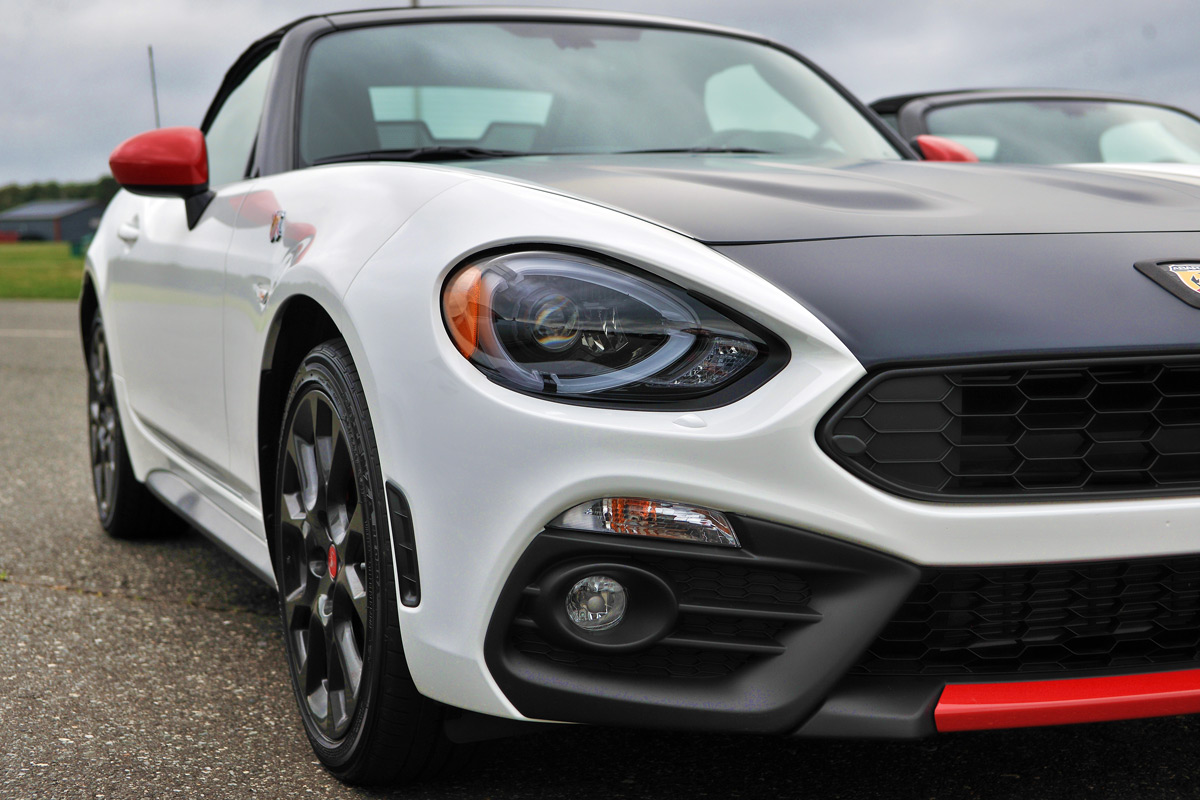 Fiat Abarth Track Experience