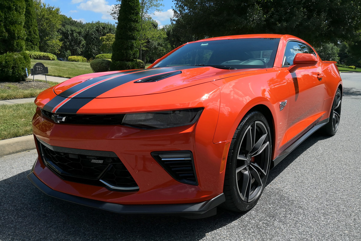2018 Hot Wheels Camaro