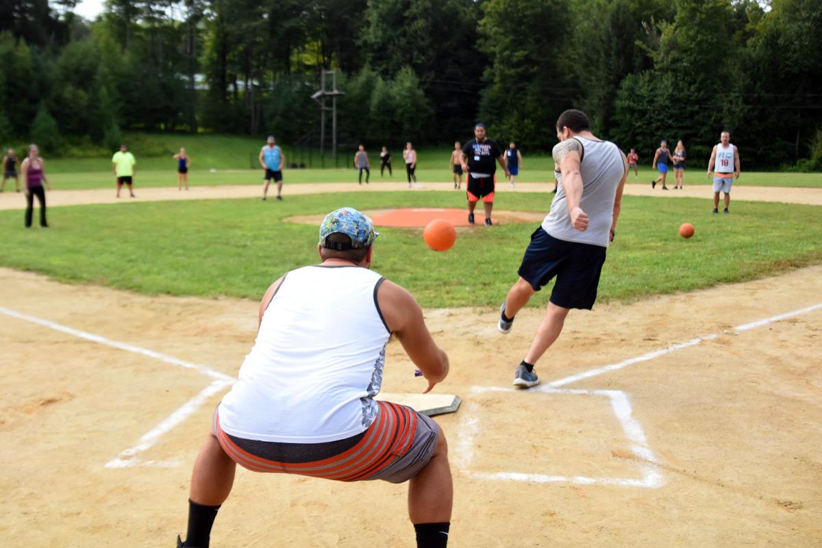 Camp No Counselors - Kickball