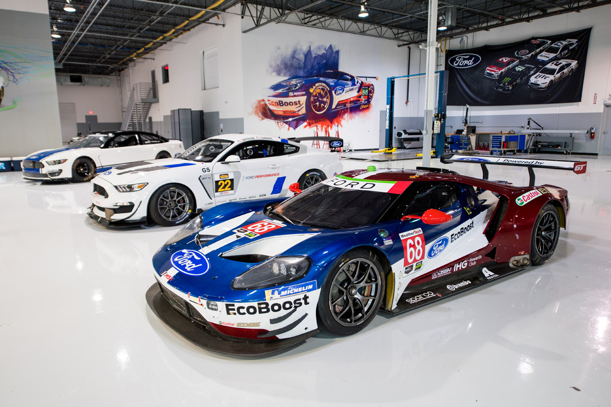 Ford Performance Tech Center
