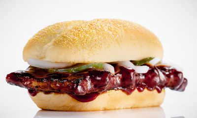 McDonald's McRib Sandwich Is Back