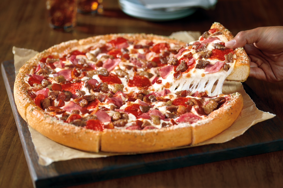 pizza hut launches new $5 lineup menu, stacked with pizza and more!