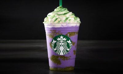 Starbucks - Witch's Brew Frappuccino