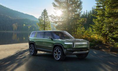 Rivian Electric Adventure Vehicles