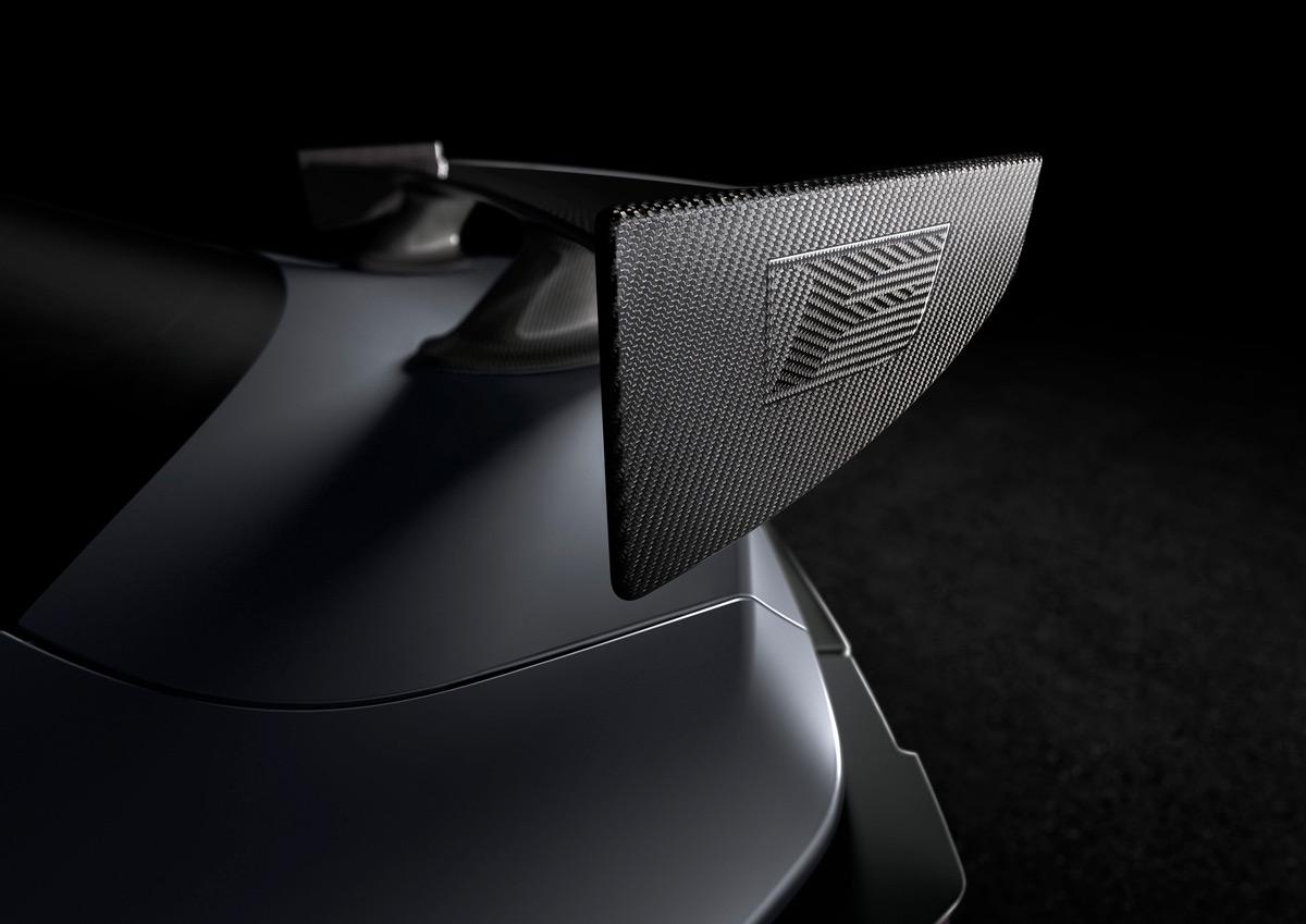 2020 Lexus RC F Track Edition Teaser