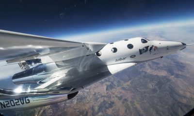 Virgin Galactic In Space