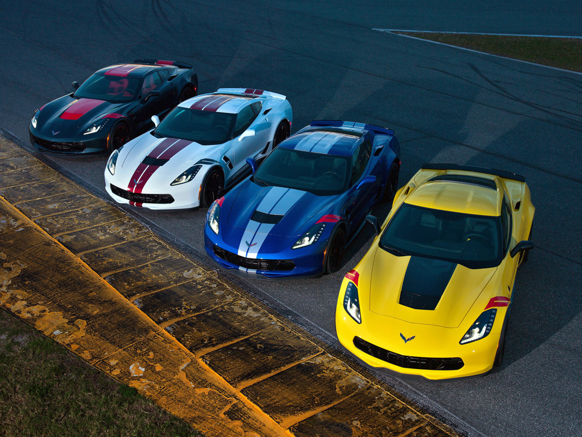 2019 Corvette Drivers Series