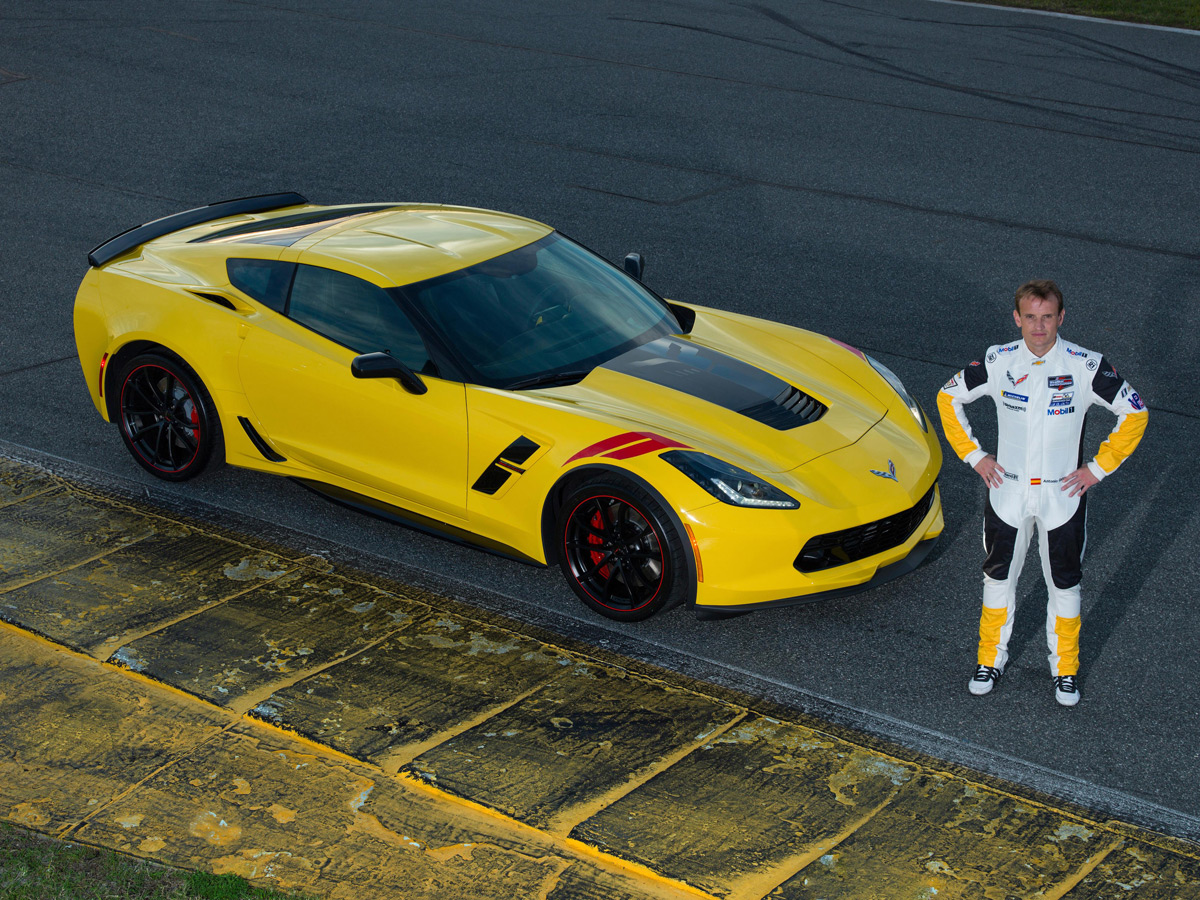 2019 Corvette Drivers Series - Antonio Garcia Edition