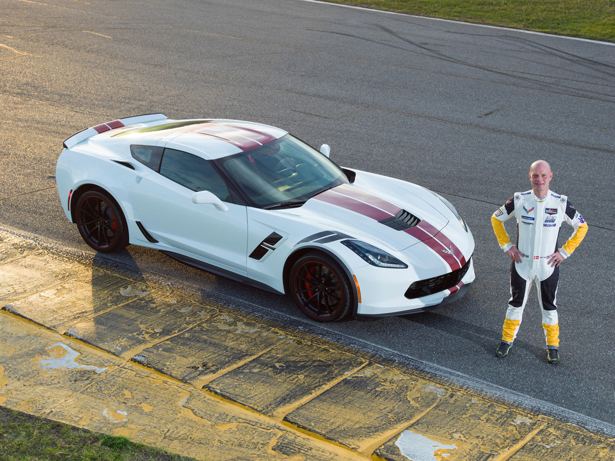 2019 Corvette Drivers Series - Jan Magnussen Edition