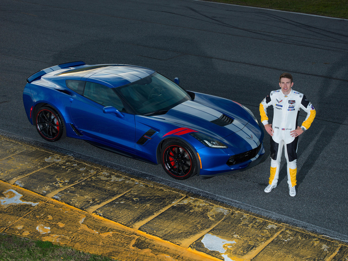 2019 Corvette Drivers Series - Tommy Milner Edition