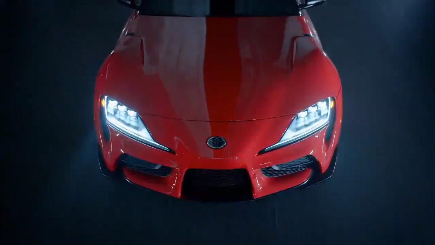 2020 Toyota Supra Leak