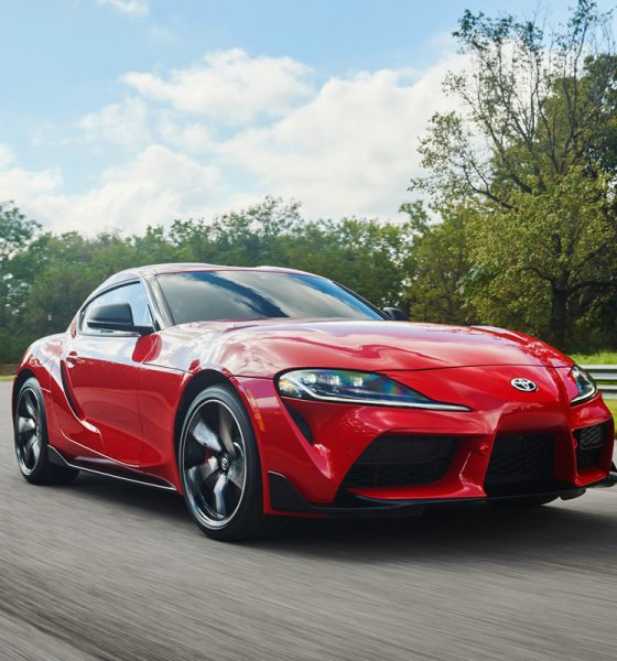 2020 Toyota Supra: The Definitive Men's Lifestyle Blog