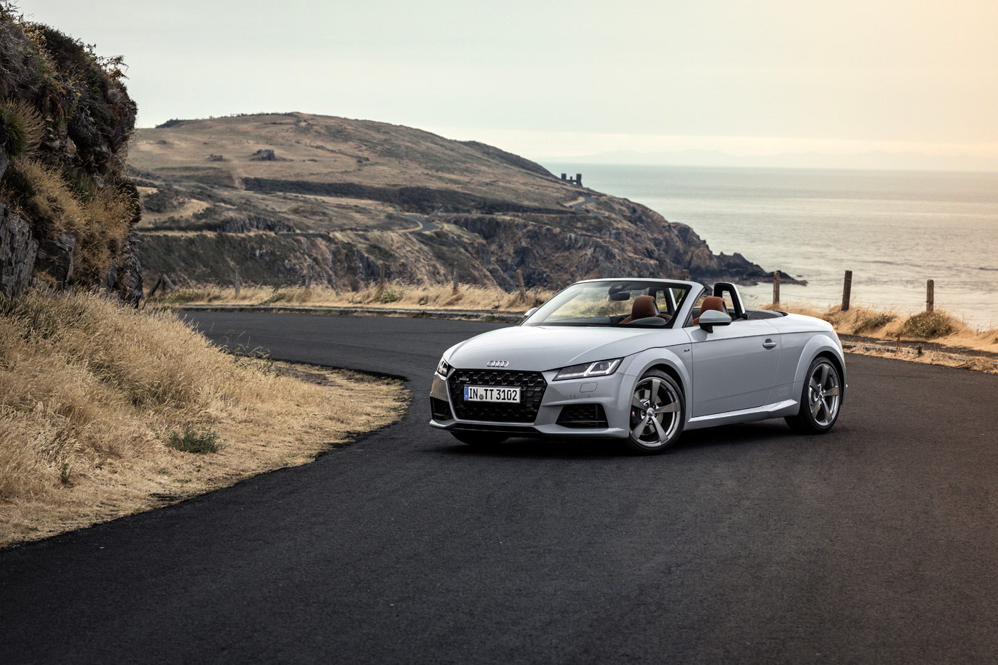 Audi TT 20th Anniversary Edition