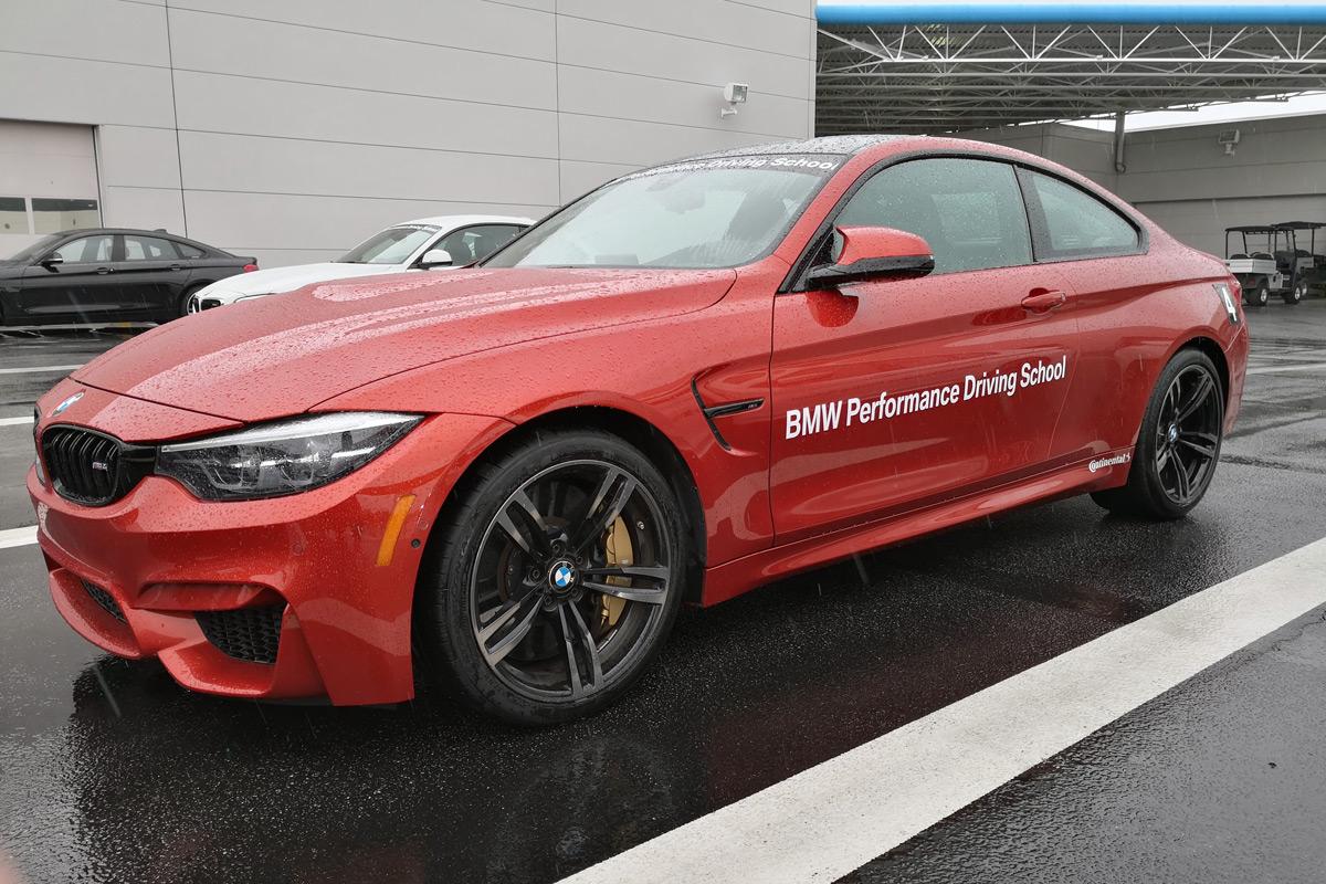 BMW M School - M4