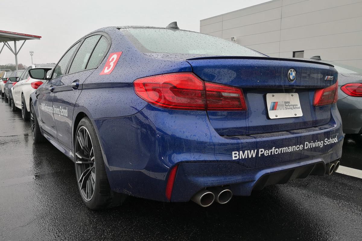 BMW M School - M5