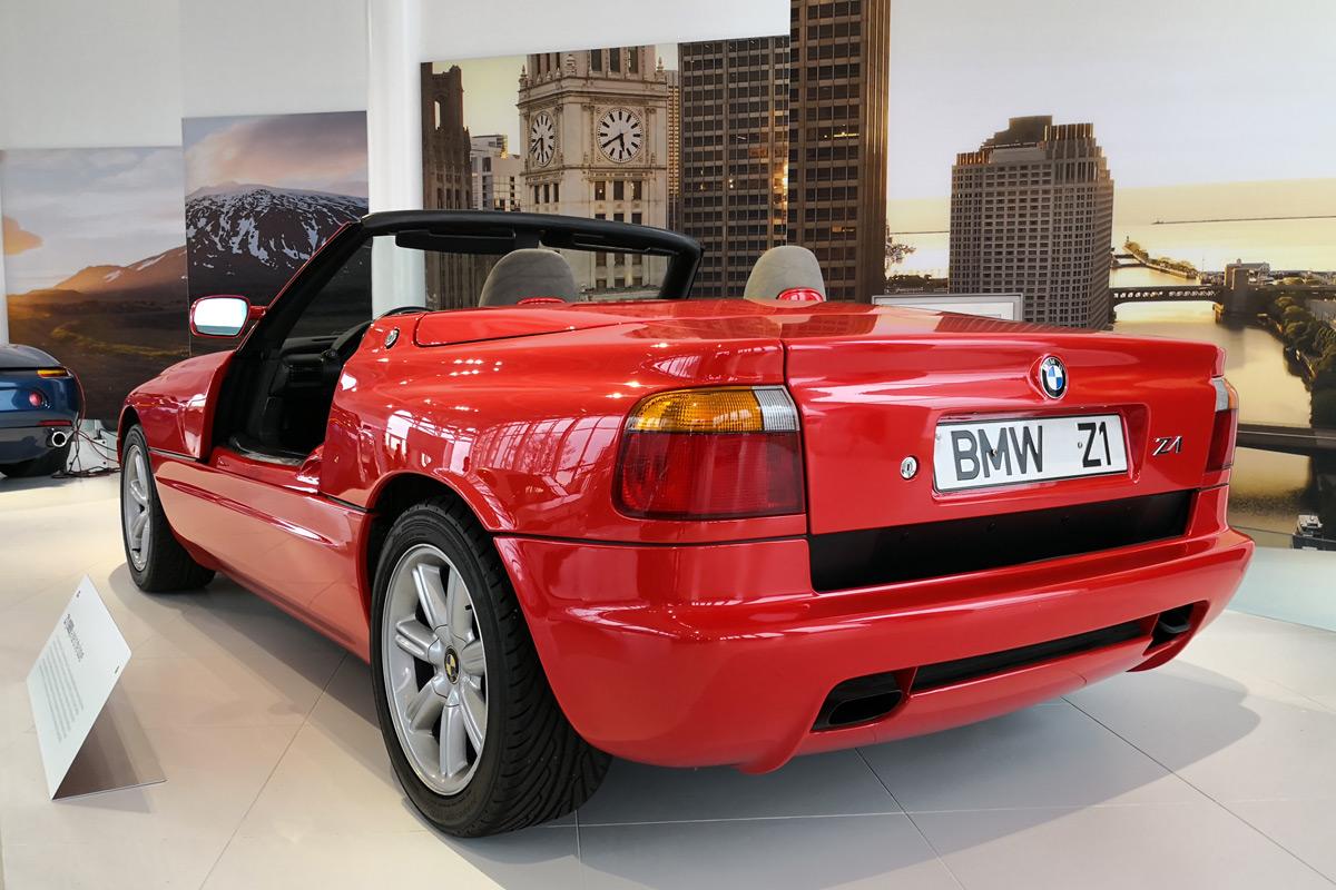 BMW Zentrum Museum - Z1