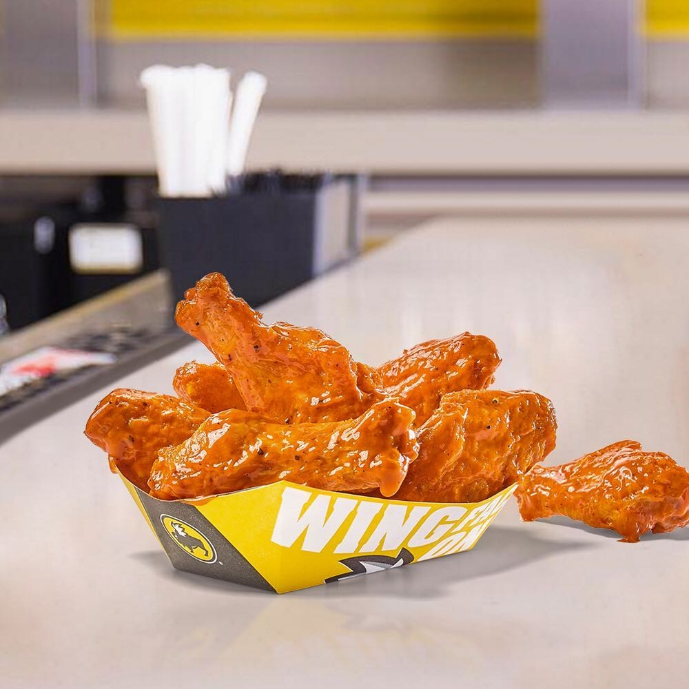 Buffalo Wild Wings to give out free wings if Super Bowl goes into overtime