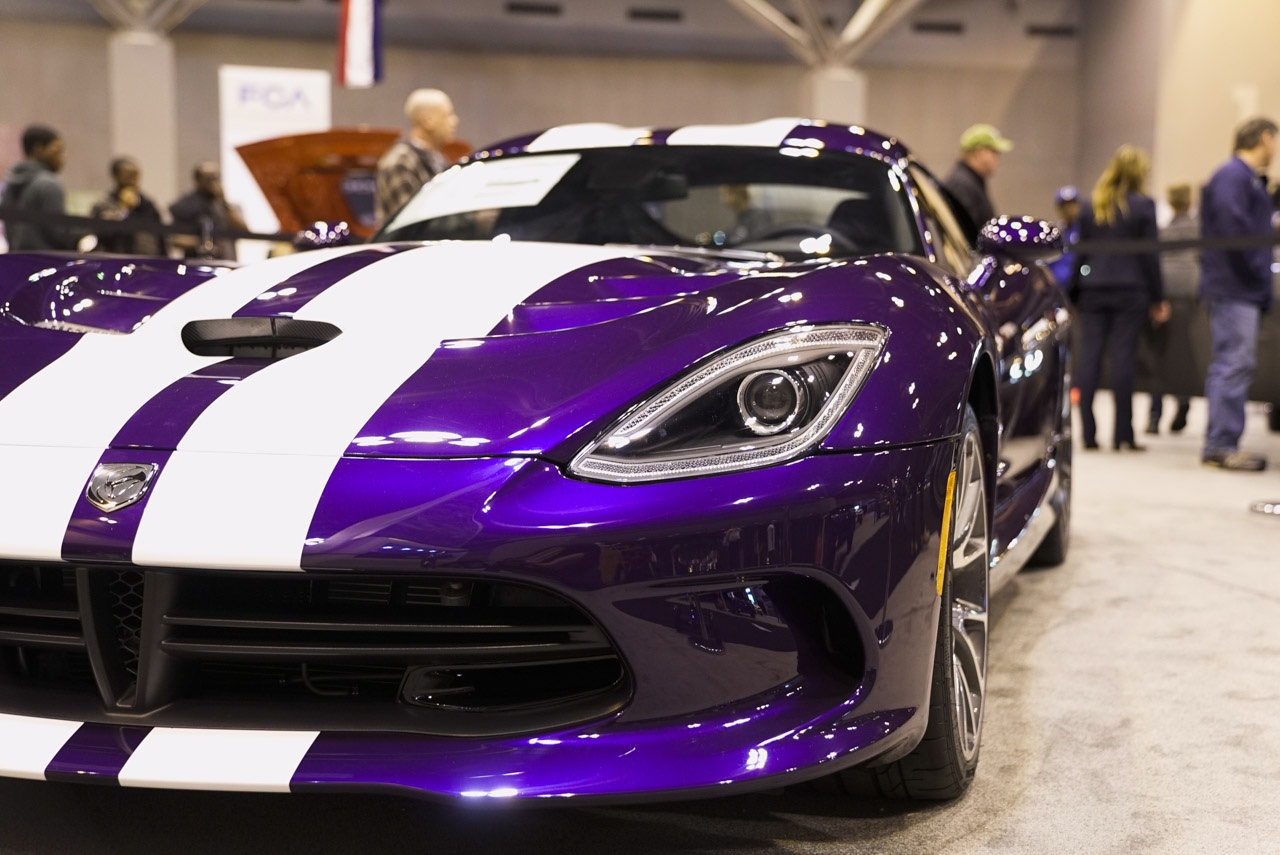 St. Louis Auto Show - Million Dollar Mile