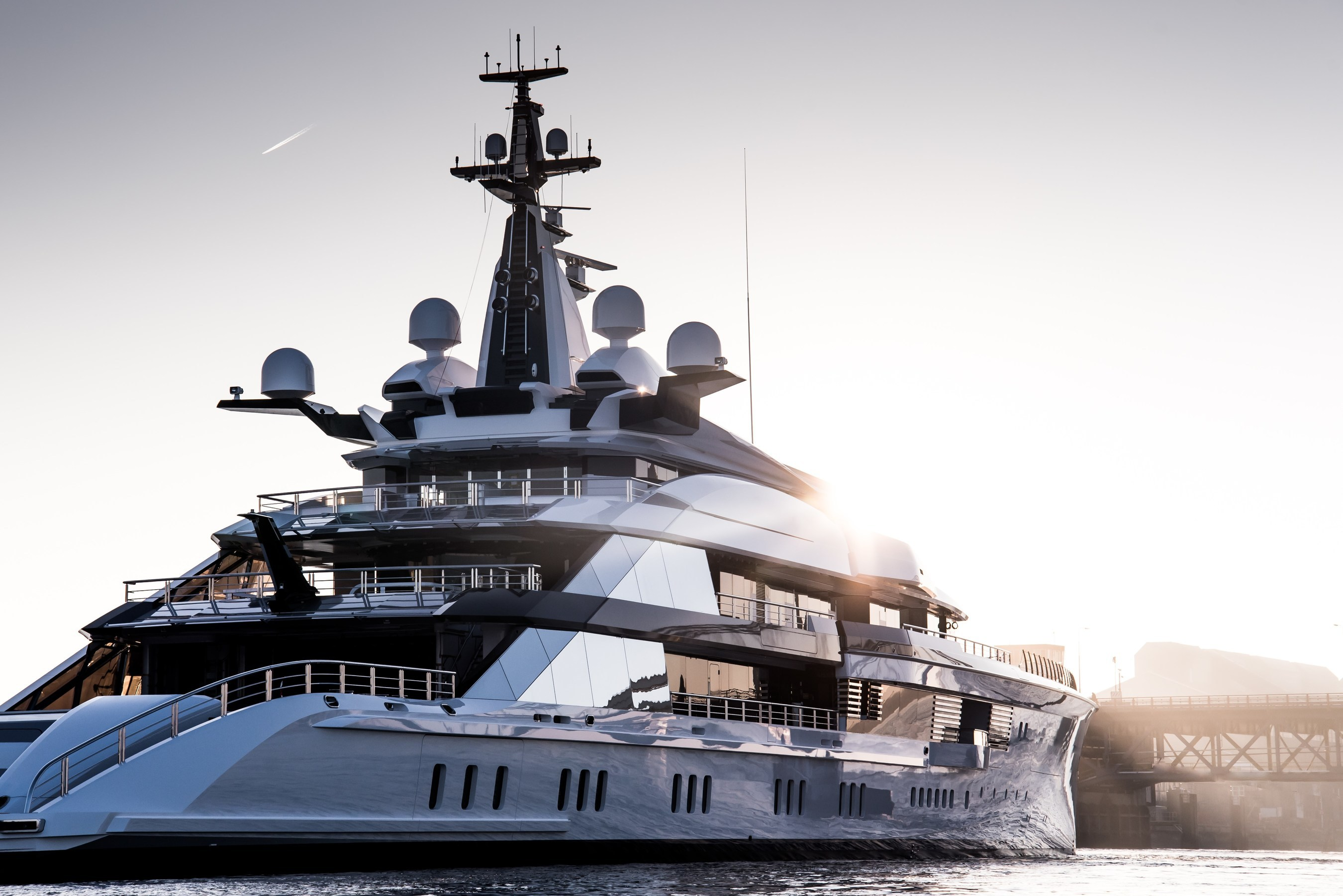 Project BRAVO by Oceanco