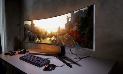 Samsung CRG9 49-Inch Monitor