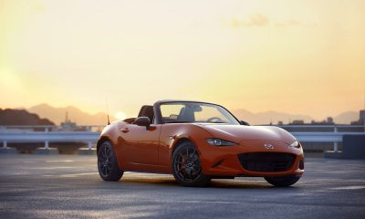 2019 Mazda MX-5 Miata 30th Anniversary Edition