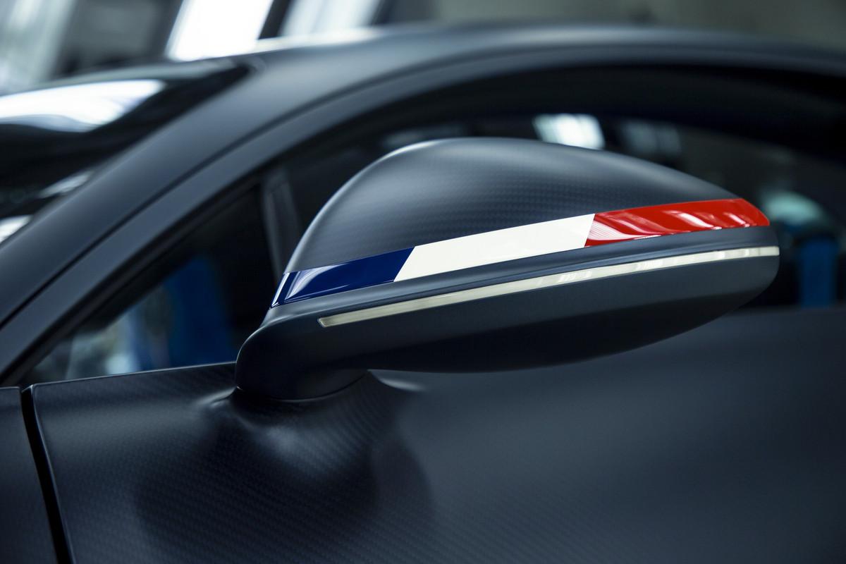 """Bugatti Chiron Sport """"110 ans Bugatti"""" - Mirror"""