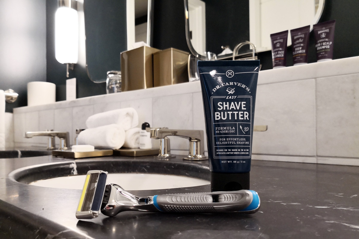 Dollar Shave Club Shave Starter Set