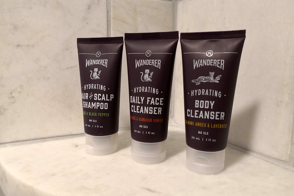 Dollar Shave Club Shower Starter Set