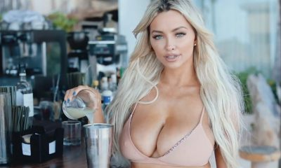 Lindsey Pelas is the world's sexiest bartender