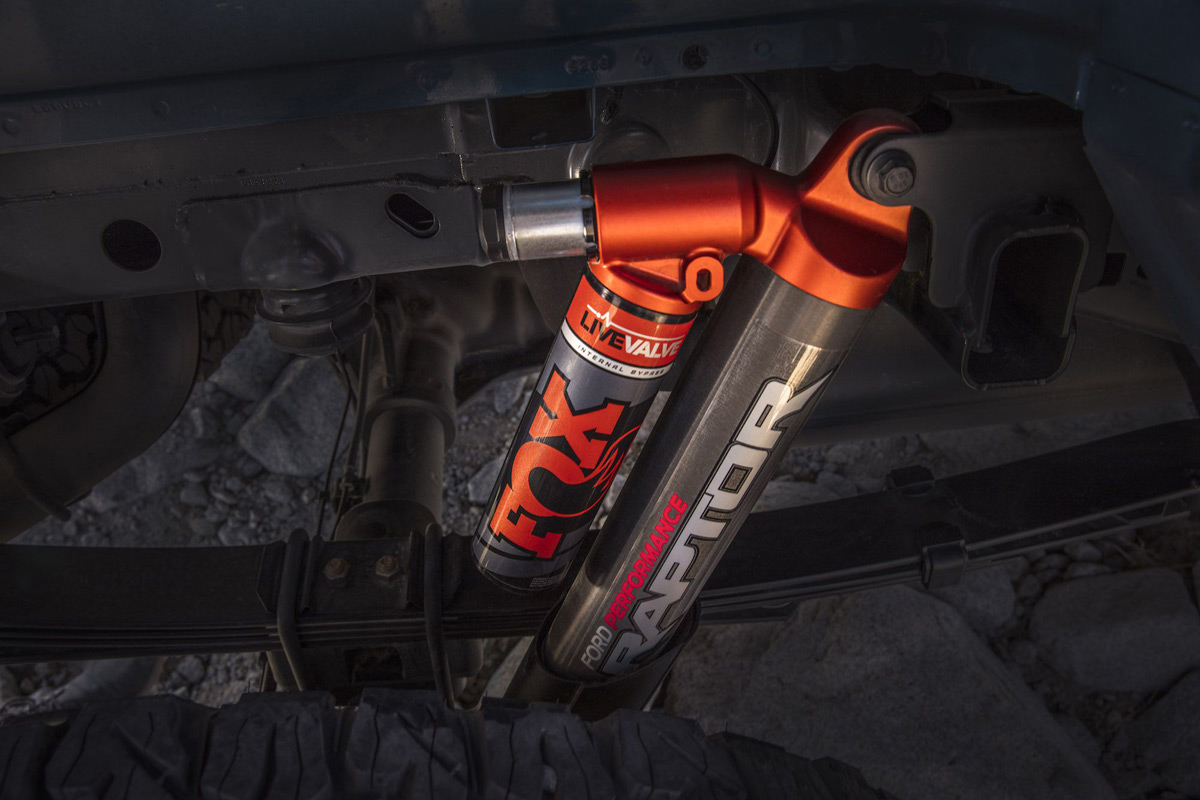 2019 Ford Raptor shocks
