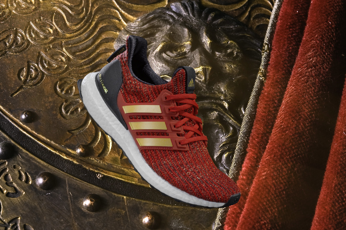 adidas running x Game of Thrones Ultraboost Lannister