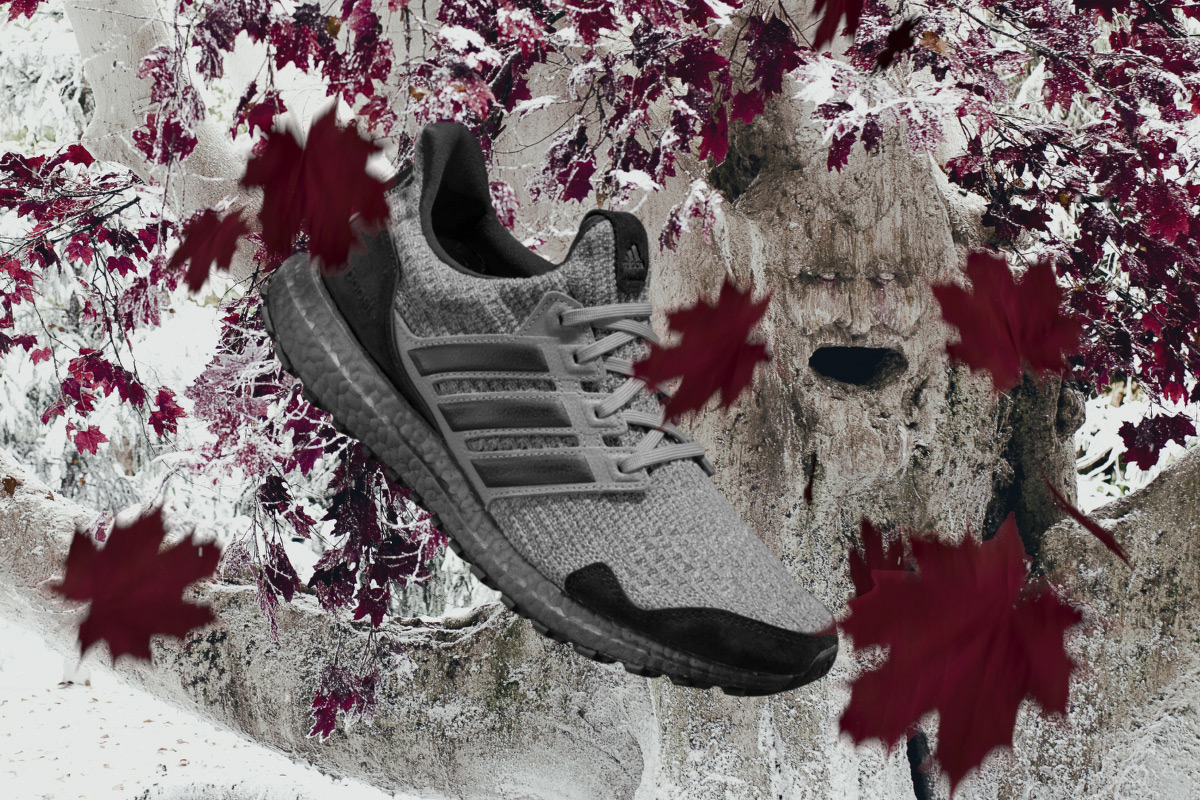 adidas running x Game of Thrones Ultraboost Stark
