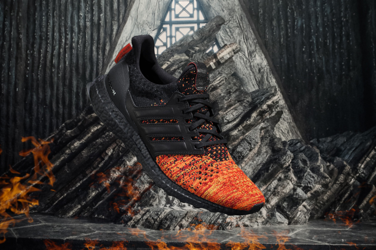 adidas running x Game of Thrones Ultraboost Targaryen M