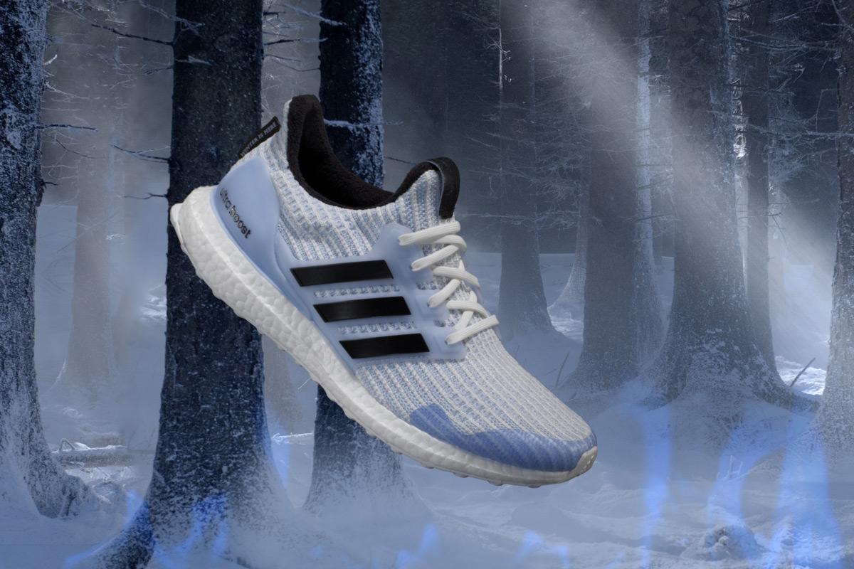 adidas running x Game of Thrones Ultraboost White Walker
