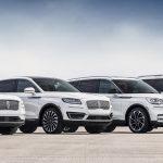 2020 Lincoln SUV Lineup