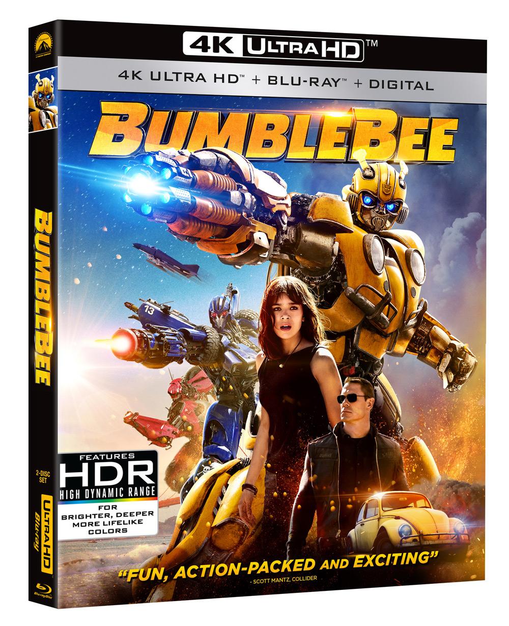 Bumblebee 4K Ultra Combo
