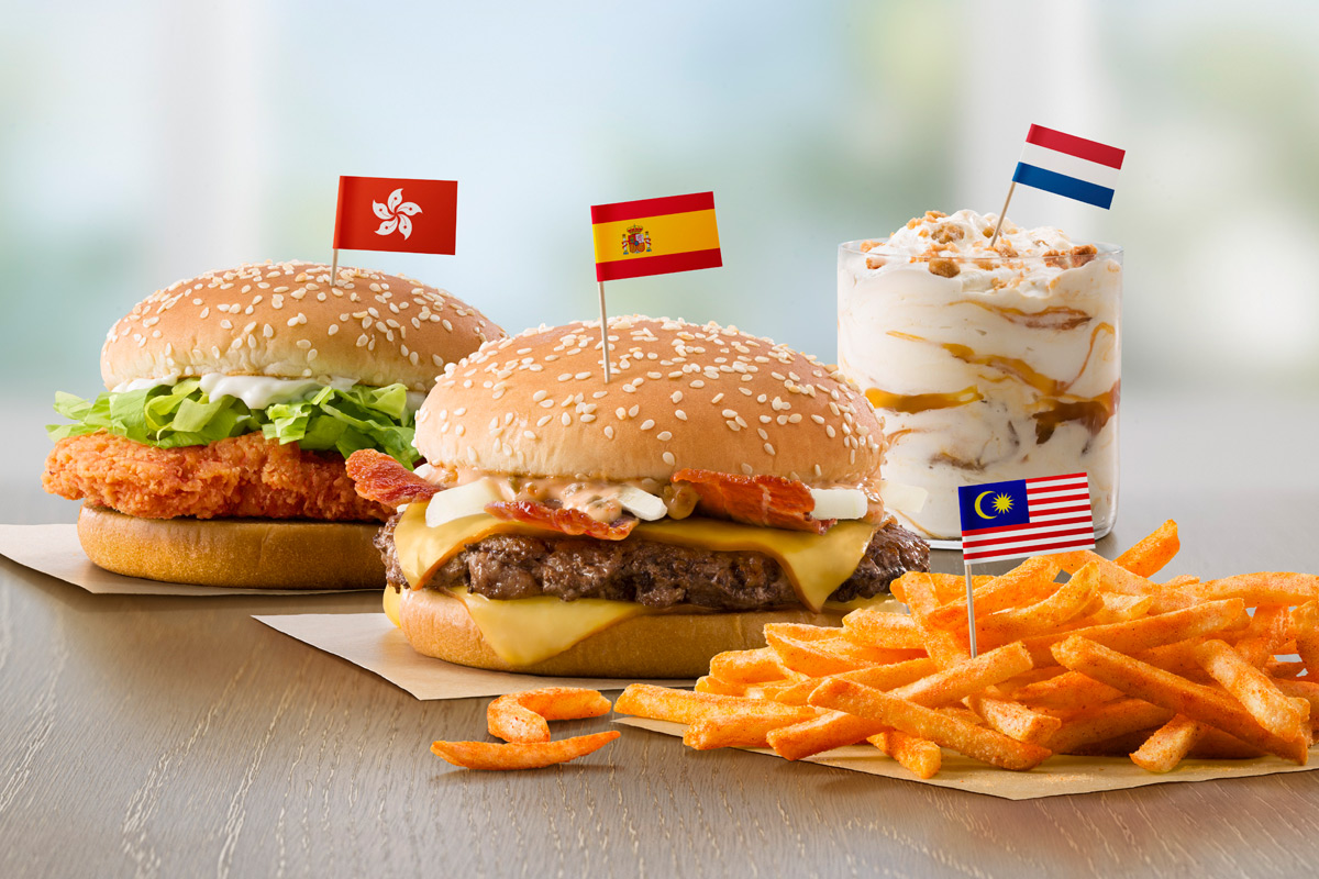 McDonald's Is Adding These Popular International Items to Its American Menu