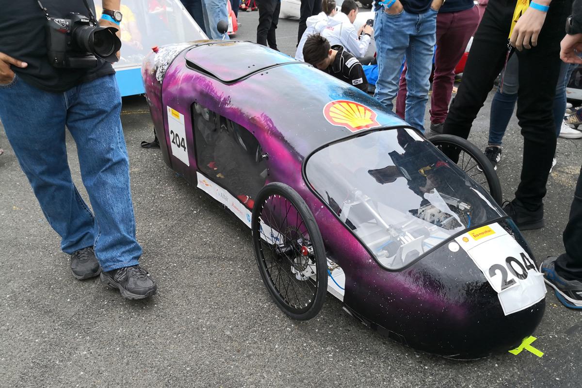 Shell Eco-marathon Americas at Sonoma Raceway