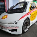 Shell Eco-marathon UrbanConcept media car