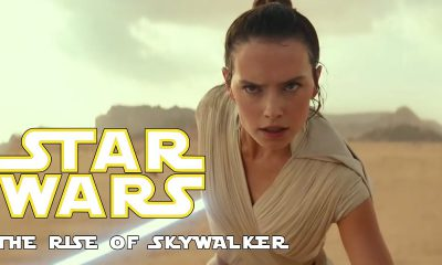 Star Wars: Rise of Skywalker Trailer